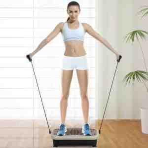 Qui a perdu du poids avec une Plate-forme vibrante ?