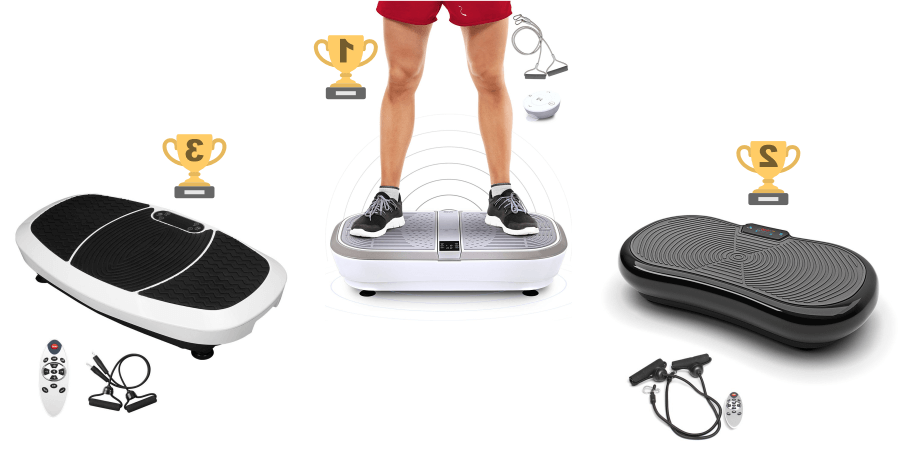 Comment perdre du poids avec la plateforme vibrante ?