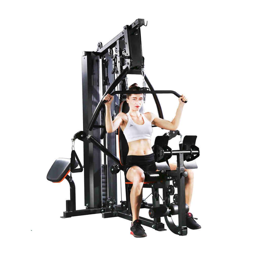 Machine de musculation multifonction